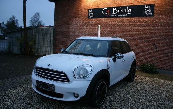 Mini Countryman One D 90 1,6