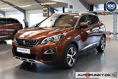 Peugeot 3008 BlueHDi 120 Allure EAT6 1,6