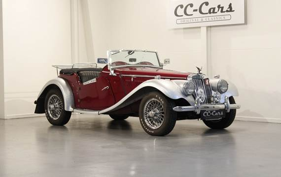 MG TF Roadster 1,5