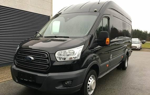 Ford Transit 470 L4 Van TDCi 155 Trend H3 RWD 2,2