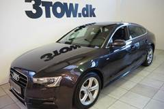 Audi A5 TFSi 144 Limited SB Multitr. 1,8