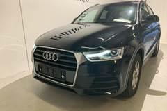 Audi Q3 TDi 150 S-tr. 2,0