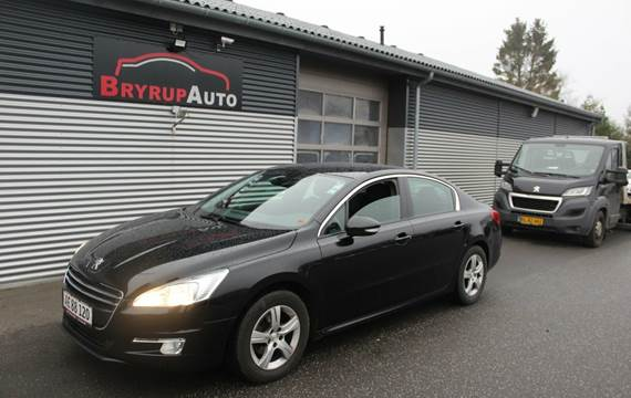 Peugeot 508 HDi 114 Active 1,6