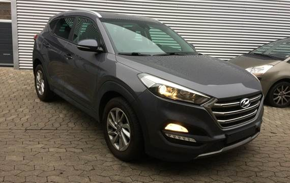 Hyundai Tucson CRDi 141 Trend DCT 1,7