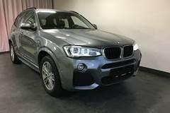 BMW X3 xDrive20d M-Sport aut. 2,0