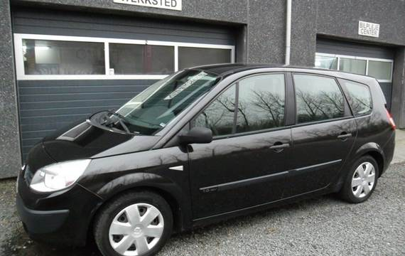 Renault Grand Scenic I Authentique 1,6