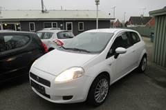Fiat Grande Punto Dynamic MTA 1,4