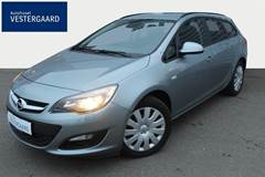 Opel Astra Sports Tourer  CDTI Sport Start/Stop  Stc 6g 1,6