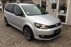 VW Touran TDi 140 Match DSG BMT 7prs 2,0