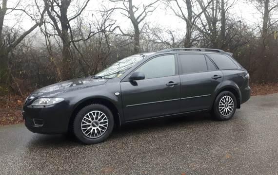 Mazda 6 Sport stc. 2,3