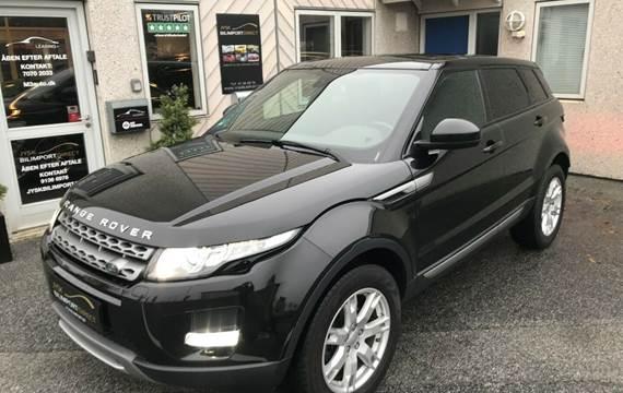Land Rover Range Rover evoque TD4 Pure aut. Van 2,2