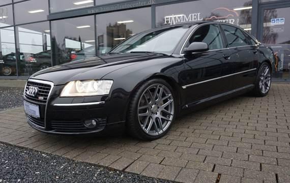 Audi A8 FSi quattro Tiptr. 4,2