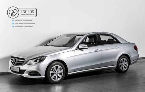 Mercedes E220 BlueTEC Avantgarde aut. 2,2