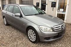 Mercedes C200 CGi stc. aut. BE 1,8
