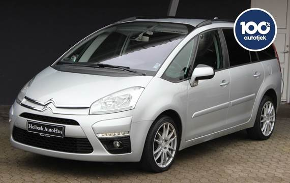 Citroën Grand C4 Picasso HDi 110 Seduction 7prs 1,6
