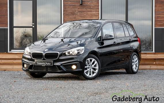 BMW 220i Gran Tourer Advantage aut. Van 2,0
