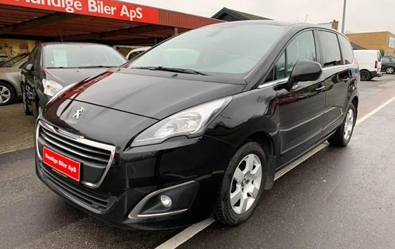 Peugeot 5008 e-HDi 114 Style ESG 7prs 1,6