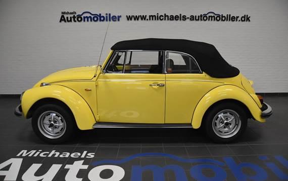 VW 1302 Cabriolet 1,5
