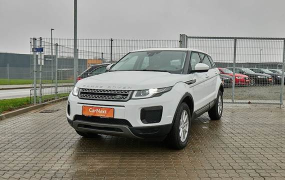 Land Rover Range Rover evoque TD4 150 Drivers Edition aut. 2,0