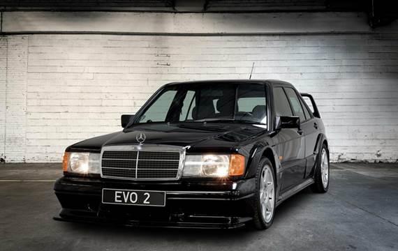 Mercedes 190 16V Evolution II 2,5