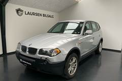 BMW X3 D Steptr. Van 3,0