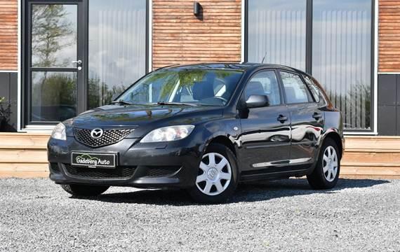 Mazda 3 DE Comfort 1,6