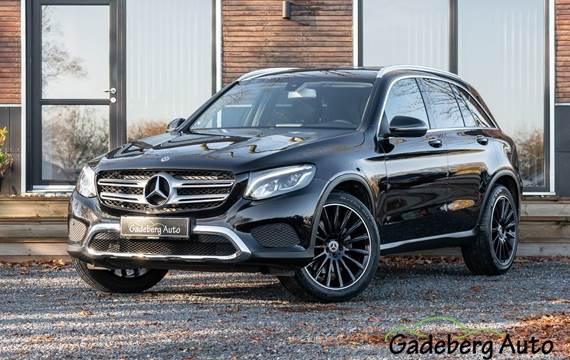 Mercedes GLC350 d aut. 4-M Van 3,0
