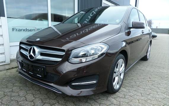 Mercedes B200 CDi Business aut. 2,2