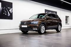 VW Tiguan TSi 180 Highline DSG 4M 2,0
