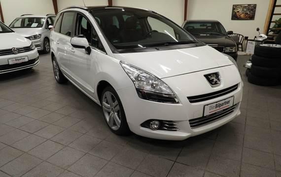 Peugeot 5008 e-HDi 112 Premium ESG 7prs 1,6