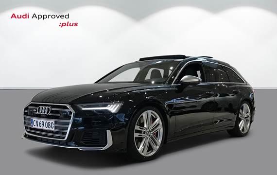 Audi S6 TDi Avant quattro Tiptr. 3,0