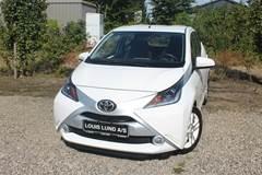 Toyota Aygo VVT-i x-pure 1,0
