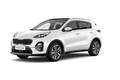 Kia Sportage CRDI Collection pakke 1+2 DCT  5d 7g Aut. 1,6