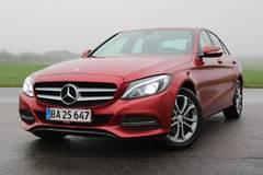 Mercedes C200 BlueTEC 1,6