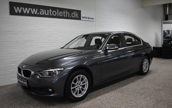 BMW 320d aut. 2,0
