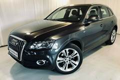 Audi Q5 TFSi 211 S-line quattro S-tr. 2,0