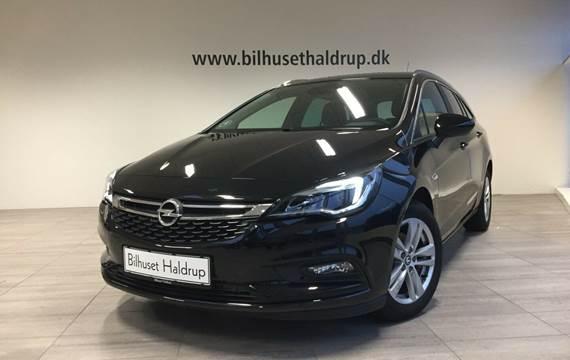 Opel Astra T 150 Impress ST aut. 1,4