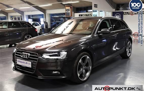 Audi A4 TDi 177 Avant Multitr. 2,0