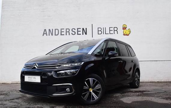Citroën Grand C4 Picasso 2,0 Blue HDi Exclusive EAT6  6g Aut.