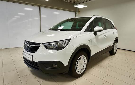 Opel Crossland X T Excite Start/Stop  5d 6g 1,2