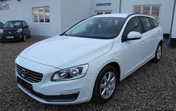 Volvo V60 D3 136 Kinetic aut. 2,0