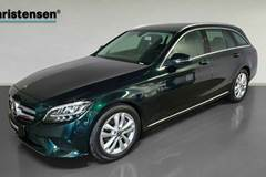 Mercedes C220 d Advantage stc. aut. 2,0