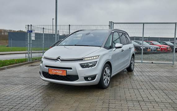 Citroën Grand C4 Picasso THP 165 Exclusive EAT6 1,6