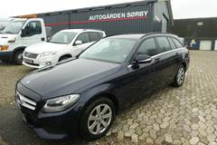 Mercedes C200 BlueTEC stc. aut. 1,6