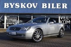 Mercedes SLK200 2,0