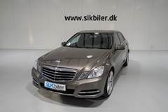 Mercedes E220 CDi aut. BE 2,2