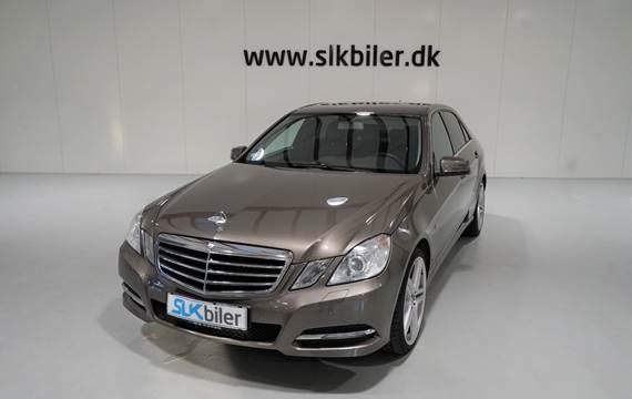 Mercedes E220 CDi aut. BE 2,2