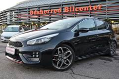 Kia Ceed T-GDi GT Advance 1,6