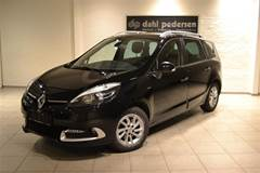 Renault Grand Scénic DCI Limited EDC  6g Aut. 1,5
