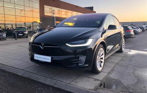 Tesla Model X 1D el EL 4x4  5d Aut.
